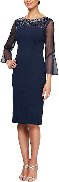 Elegant Casual Mother of The Bride & Groom Dresses
