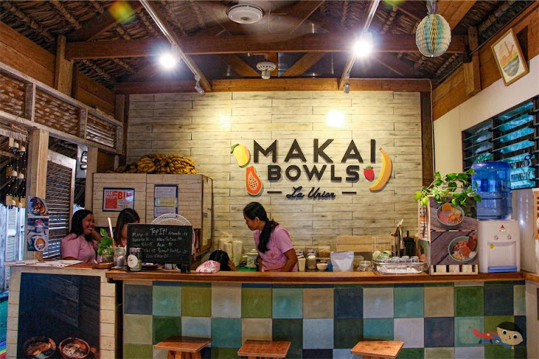 Makai Bowls in The Great Northwest, La Union