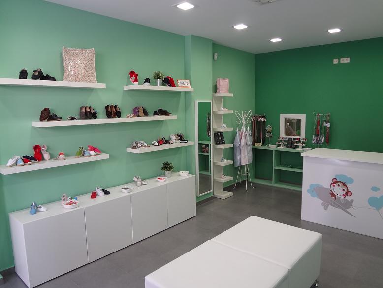 Olivilla olivilla pisamonas la tienda de calzado for Zapateria infantil