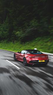 Aston Martin DBS Car Mobile HD Wallpaper