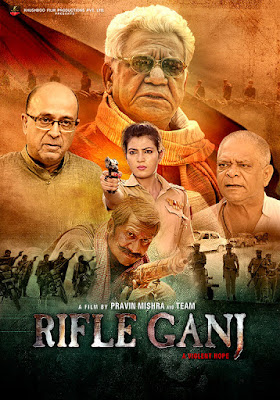 Rifle Ganj (2021) Hindi 720p WEB HDRip x265 HEVC 620Mb
