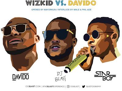MIXTAPE: DJ Blast - Orisirisi V: Davido vs. Wizkid | @BLASTography