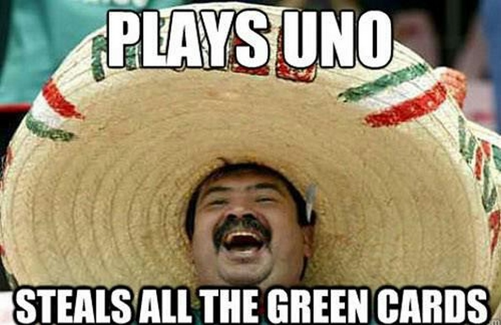Funny Racist Mexican Memes: Chuck's Fun Page 2: Five Funny Images With Captions