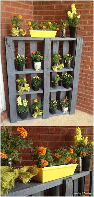 5 DIY Vertical Gardens that You'll Love to Have in Your Home