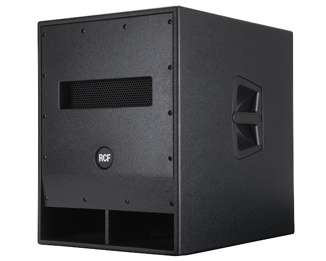 """Skema Box Speaker RCF 18"""" Lapangan Glerr"""