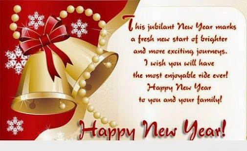 happy new year greetings gf