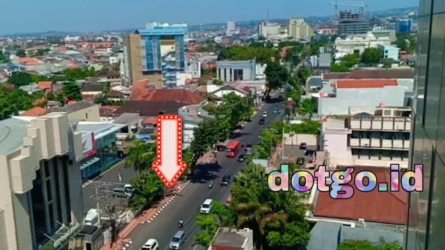 Hotel, restoran dan kuliner di Jalan Gajah Mada Simpang Lima Kota Semarang