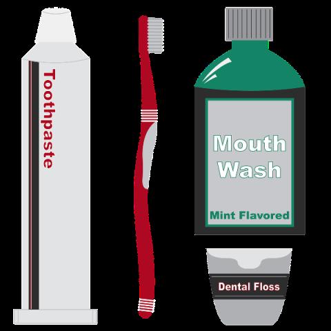 Dentífricos, pastas dentales, crema dental, enjuagues