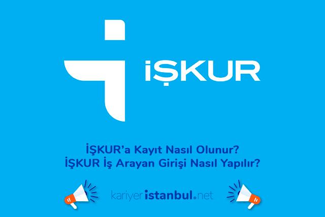 Türkiye İş Kurumu (İŞKUR) online kayıt nasıl yapılır? Resimli anlatım için kariyeristanbul.net'i ziyaret edin.