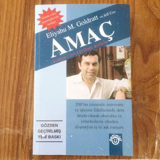 Amac - Surekli Iyilestirme Sureci (Kitap)