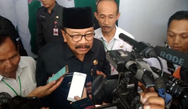 Guburnur Jawa Timur Soekarwo
