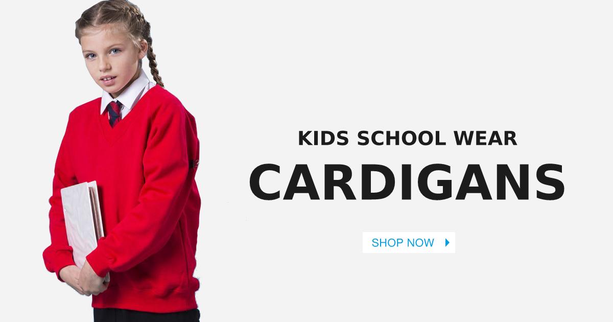Kids School Cardigans