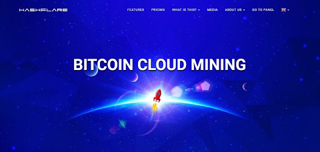 Hashflare - Bitcoin Cloud Mining