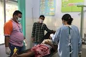 Pengidap Kanker Mulut di Matim dalam Penanganan Puskesmas Borong