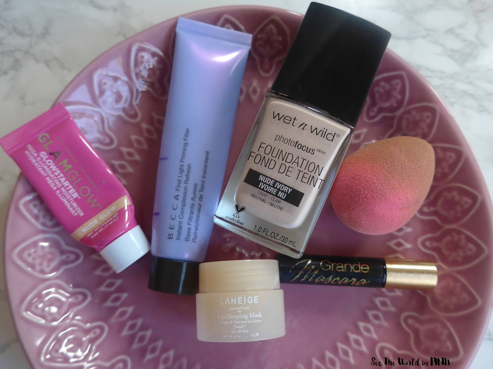 February 2020 - Monthly Empties and Month in Masks