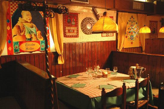 La Cantina Tirolese en Roma