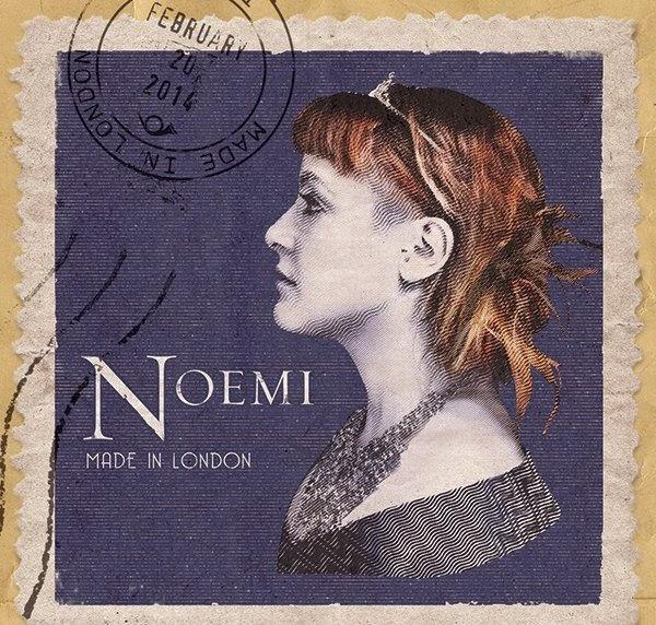 """Noemi a Sanremo e """"Made in London"""", il nuovo disco"""