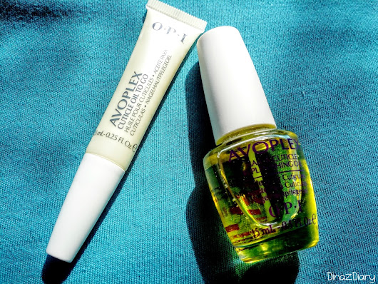 O.P.I Avoplex Nail & Cuticle Oil - Review