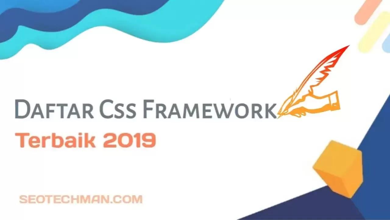 6 Daftar Css Framework Terbaik