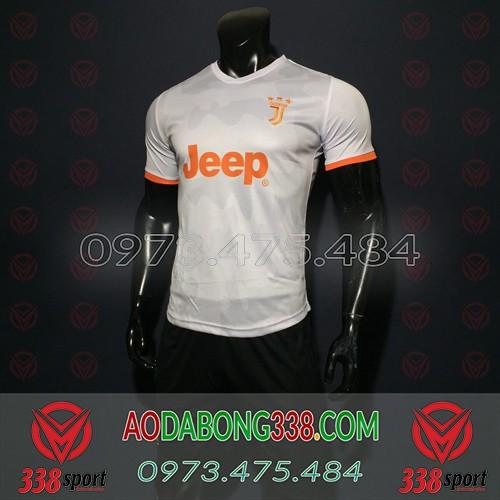 Áo Juventus Trắng 2020 Training 26