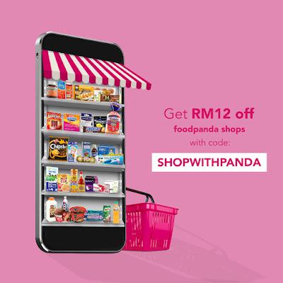 kedai runcit online, grocery delivery, online delivery, beli barang runcit online, foodpanda grocery delivery, grocery delivery malaysia