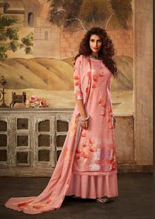 Glossy Rahma Pashmina 2019 Winter Collection