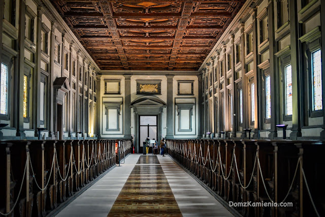 San Lorenzo biblioteca Laurenziana