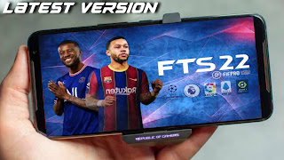 FTS 22 Download Latest Version Apk Obb Data । First Touch Soccer 2022