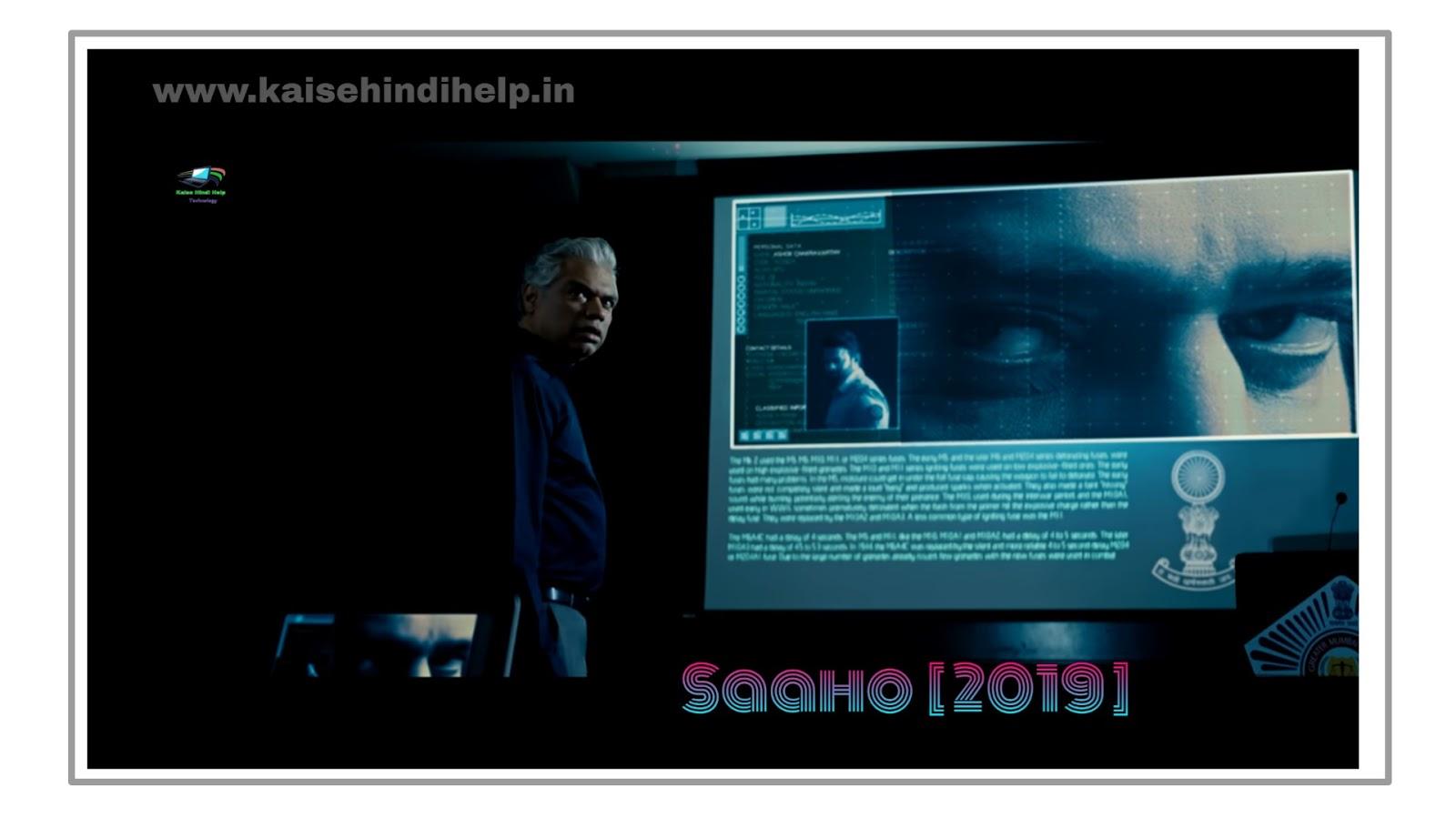Saaho Full Movie Download In Hindi 1080p