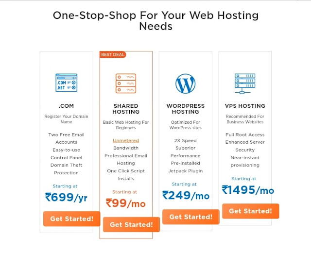 How to buy hosting