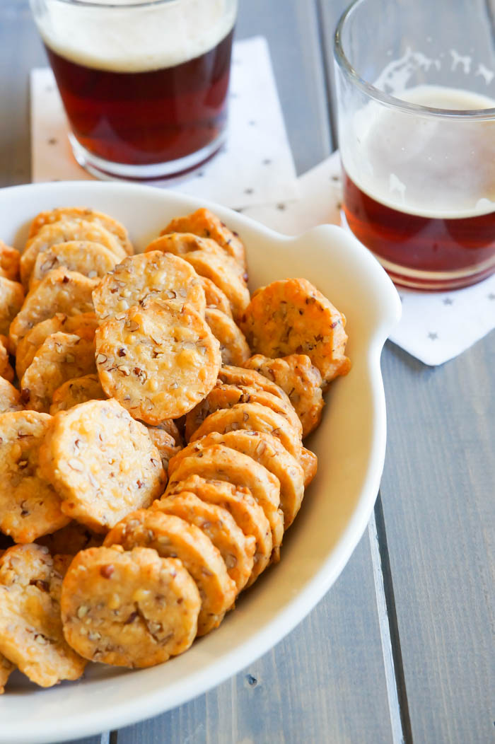 southern cheese crackers