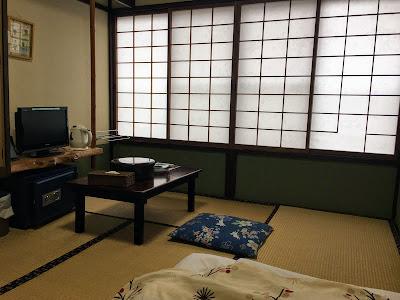 民宿すずき屋の6畳部屋