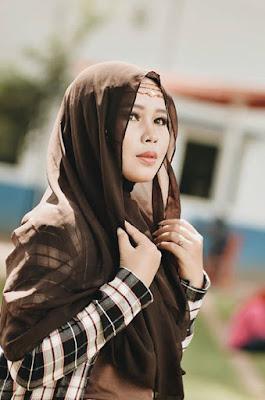 Model Hijab Syari Terkini