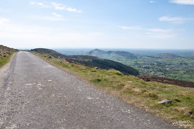 Roadtrip en Irlande du Nord - Slieve of Gullion