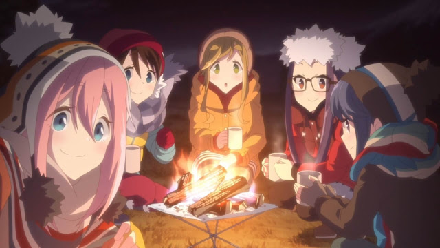 Download OST Opening Ending Anime Yuru Camp△ Full Version
