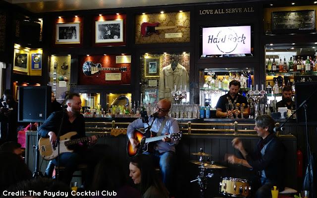 Hard Rock Cafe Brunch Review
