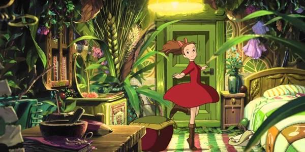 Film animasi yang diisi suara oleh Saoirse