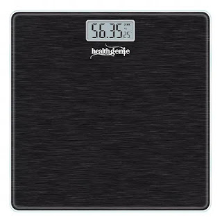 Healthgenie Thick Tempered Glass Lcd Display Digital Weighing Machine | Best Digital Weighing Machine for Home in India | Best Weighing Machine Reviews