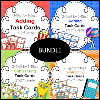 Addition/ Subtraction BUNDLE!