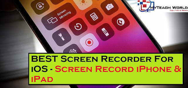 BEST Screen Recorder For iOS - Screen Record iPhone & iPad NO CRASHES