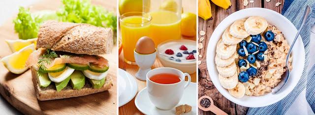 что вкусного можно приготовить на завтрак