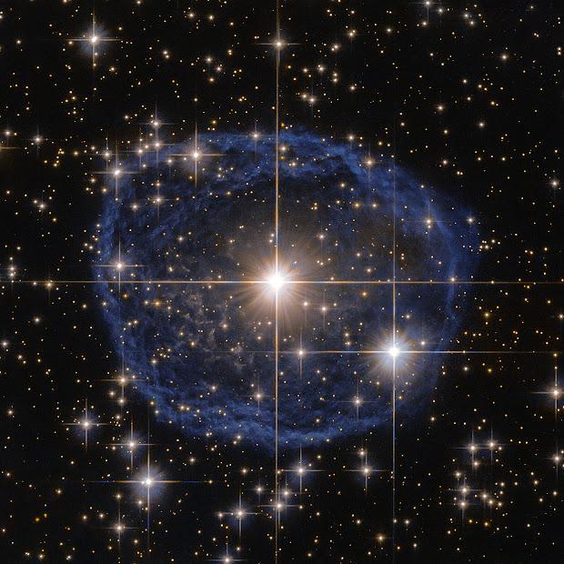 Wolf–Rayet Star WR 31a