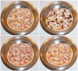 preparare pizza la tigaie, retete pizza la tigaie, reteta pizza la tigaie, reteta pizza de casa la tigaie zepter, retete culinare,