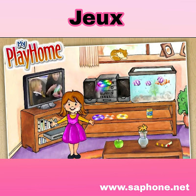 Télécharger jeux My Playhome Game pour Android APK gratuit