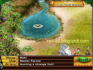 Mencari ikan ajaib di lagoon (rev-all.blogspot.com)