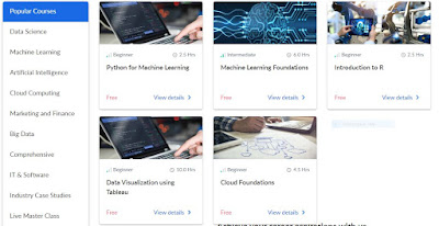 Great Learning Academy Free Courses