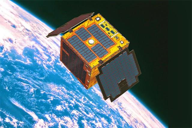 Filipino Diwata-1 Microstellite is NASA poster child