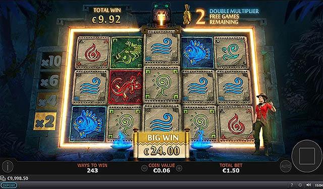 Ulasan Slot Playtech Indonesia - Legend of the Jaguar Slot Online