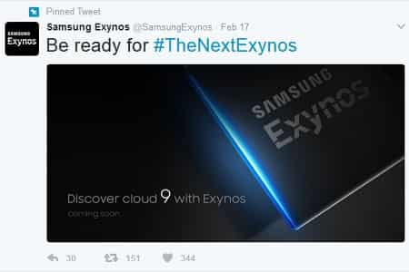 Samsung Exynos 9 Series Chipset could be Powering the Galaxy S8
