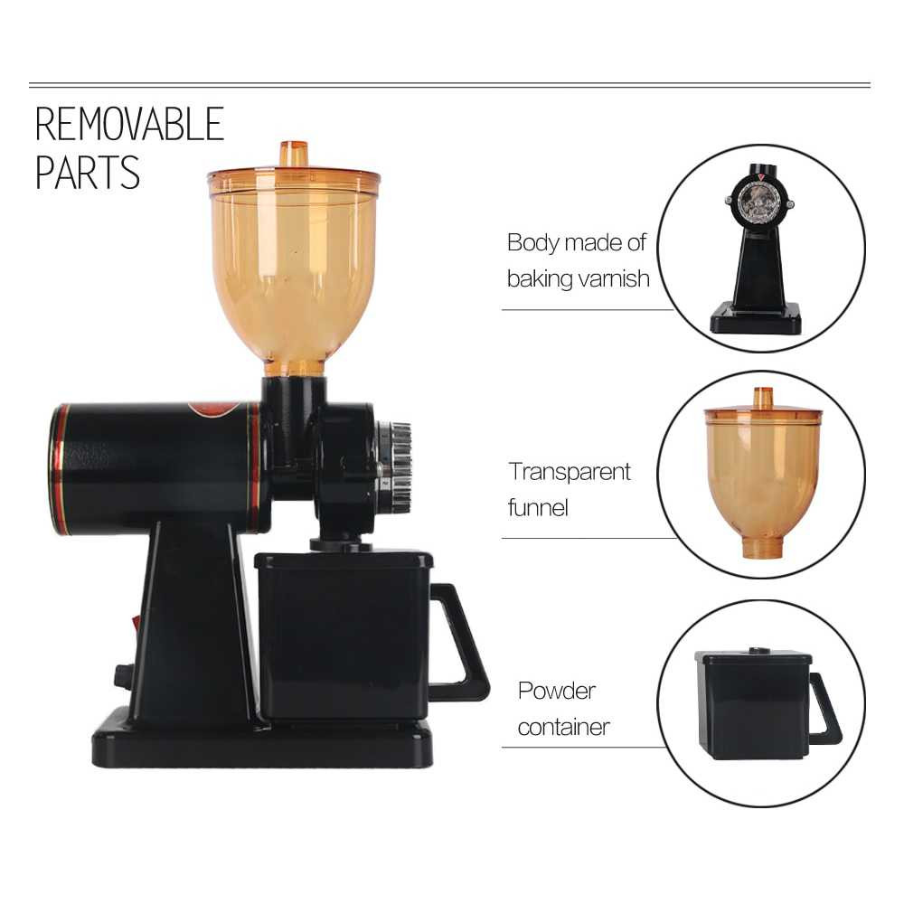 Penggiling Kopi Electric Coffee Grinder - GK600N